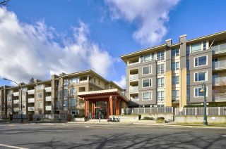 "Photo 1: 215 2665 MOUNTAIN Highway in North Vancouver: Lynn Valley Condo for sale in ""Canyon Springs"" : MLS®# R2544003"