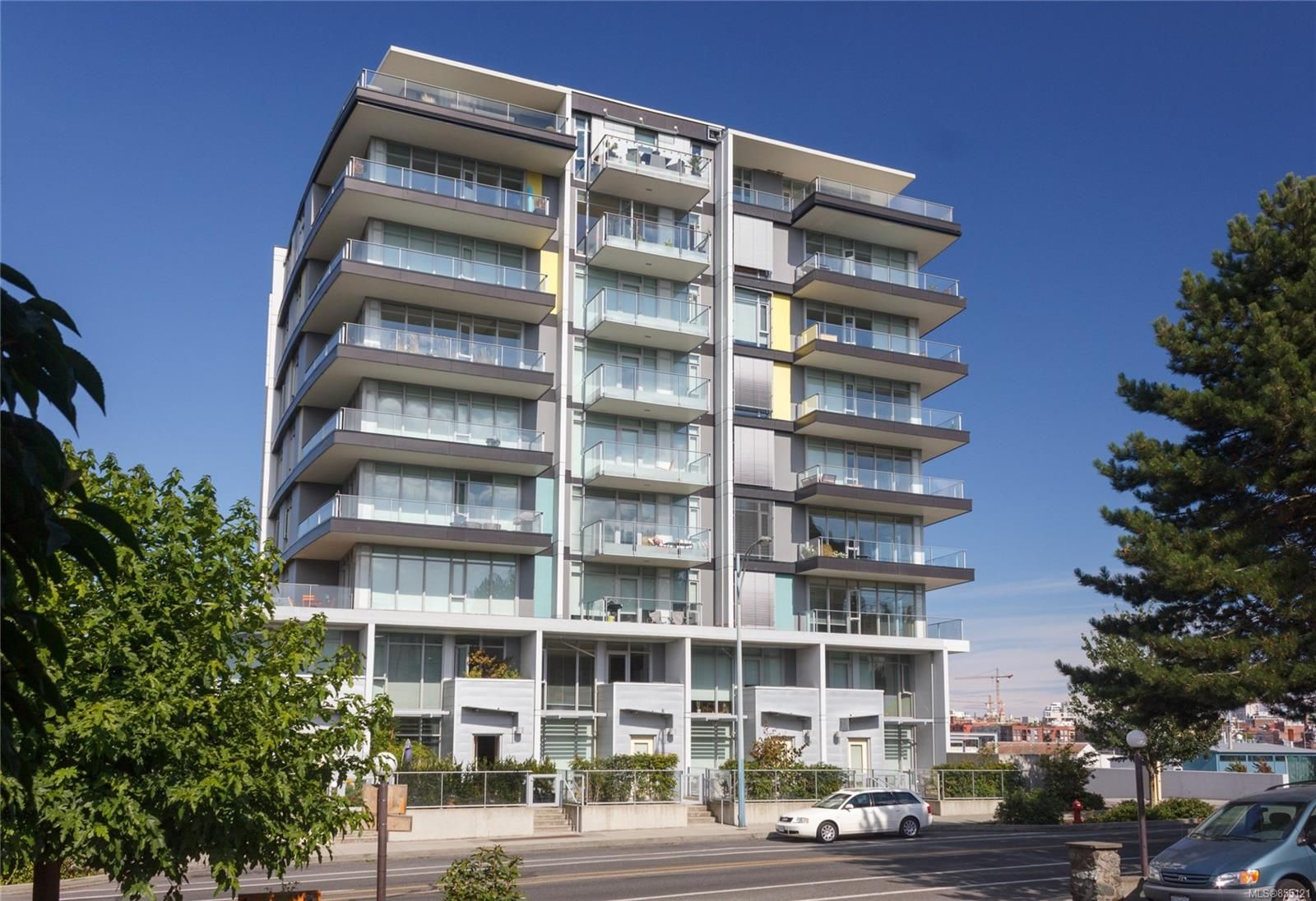 Main Photo: 504 373 Tyee Rd in Victoria: VW Victoria West Condo for sale (Victoria West)  : MLS®# 855121