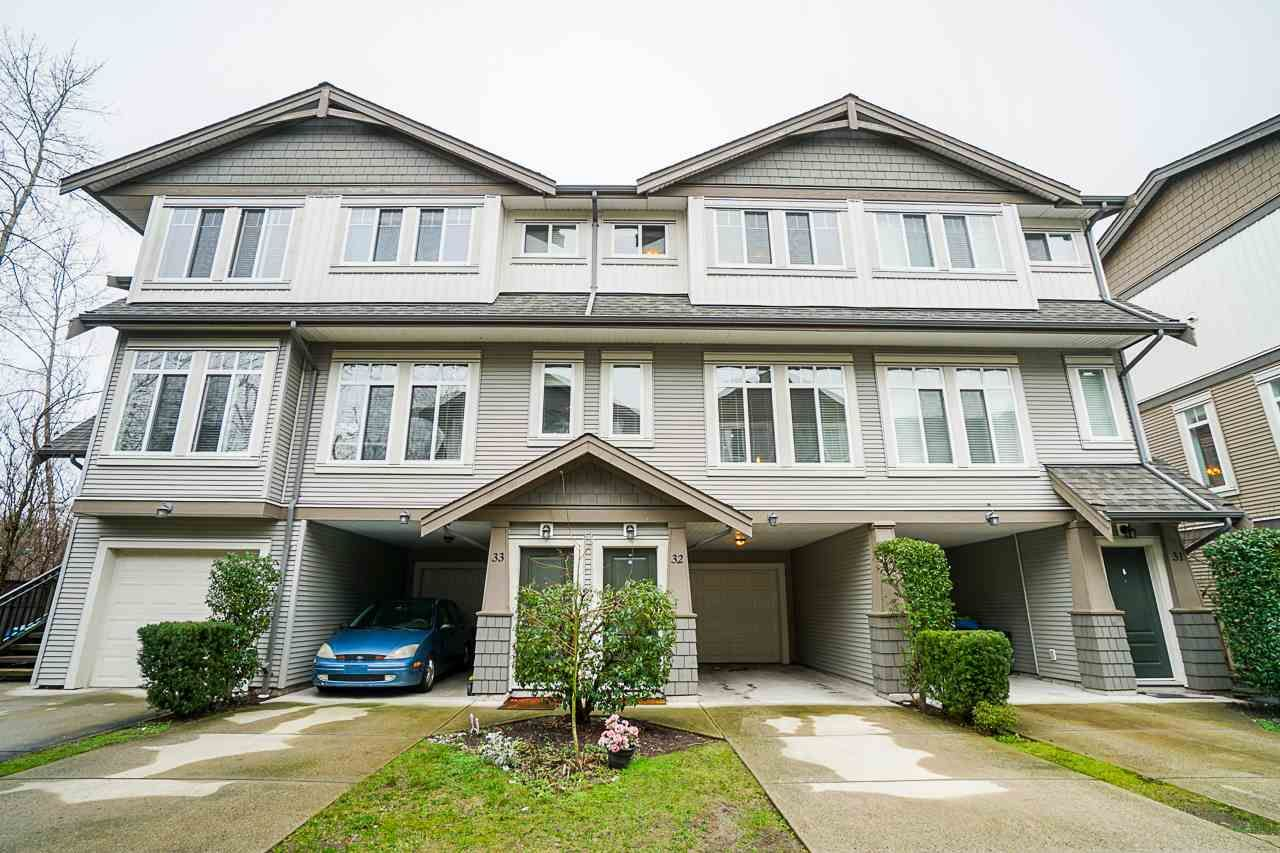 """Main Photo: 32 8250 209B Street in Langley: Willoughby Heights Townhouse for sale in """"Outlook"""" : MLS®# R2530590"""