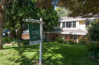 Main Photo: 12715 18A Avenue in Surrey: Crescent Bch Ocean Pk. House for sale (South Surrey White Rock)  : MLS®# R2399687