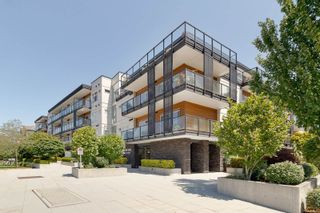 """Photo 1: 205 12070 227 Street in Maple Ridge: East Central Condo for sale in """"STATION ONE"""" : MLS®# R2602000"""