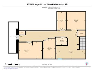 Photo 48: 472032 RR 233 S: Rural Wetaskiwin County House for sale : MLS®# E4231253