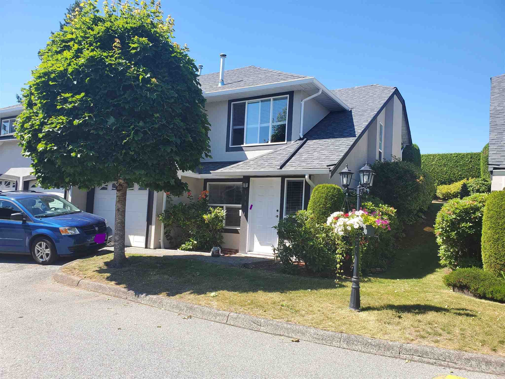 """Main Photo: 184 3160 TOWNLINE Road in Abbotsford: Abbotsford West Townhouse for sale in """"SOUTHPOINT RIDGE"""" : MLS®# R2594630"""
