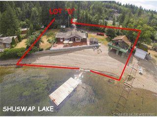 Photo 1: PL D 2639 Eagle Bay Road in Eagle Bay: Reedman Point House for sale : MLS®# 10117980