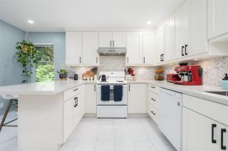 Photo 6: 1 7345 SANDBORNE AVENUE in Burnaby: South Slope Townhouse for sale (Burnaby South)  : MLS®# R2606895