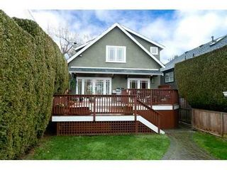Photo 11: 3830 18TH Ave W in Vancouver West: Dunbar Home for sale ()  : MLS®# V934696