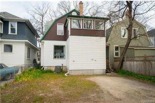 Photo 19: 88 Evanson Street in Winnipeg: Wolseley Residential for sale (5B)  : MLS®# 1727814