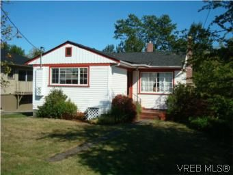 Photo 1: Photos: 3307 Wordsworth St in VICTORIA: SE Cedar Hill House for sale (Saanich East)  : MLS®# 492999