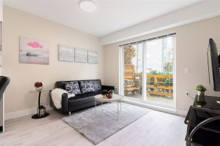 Main Photo: 123 4858 SLOCAN Street in Vancouver: Collingwood VE Townhouse for sale (Vancouver East)  : MLS®# R2566368