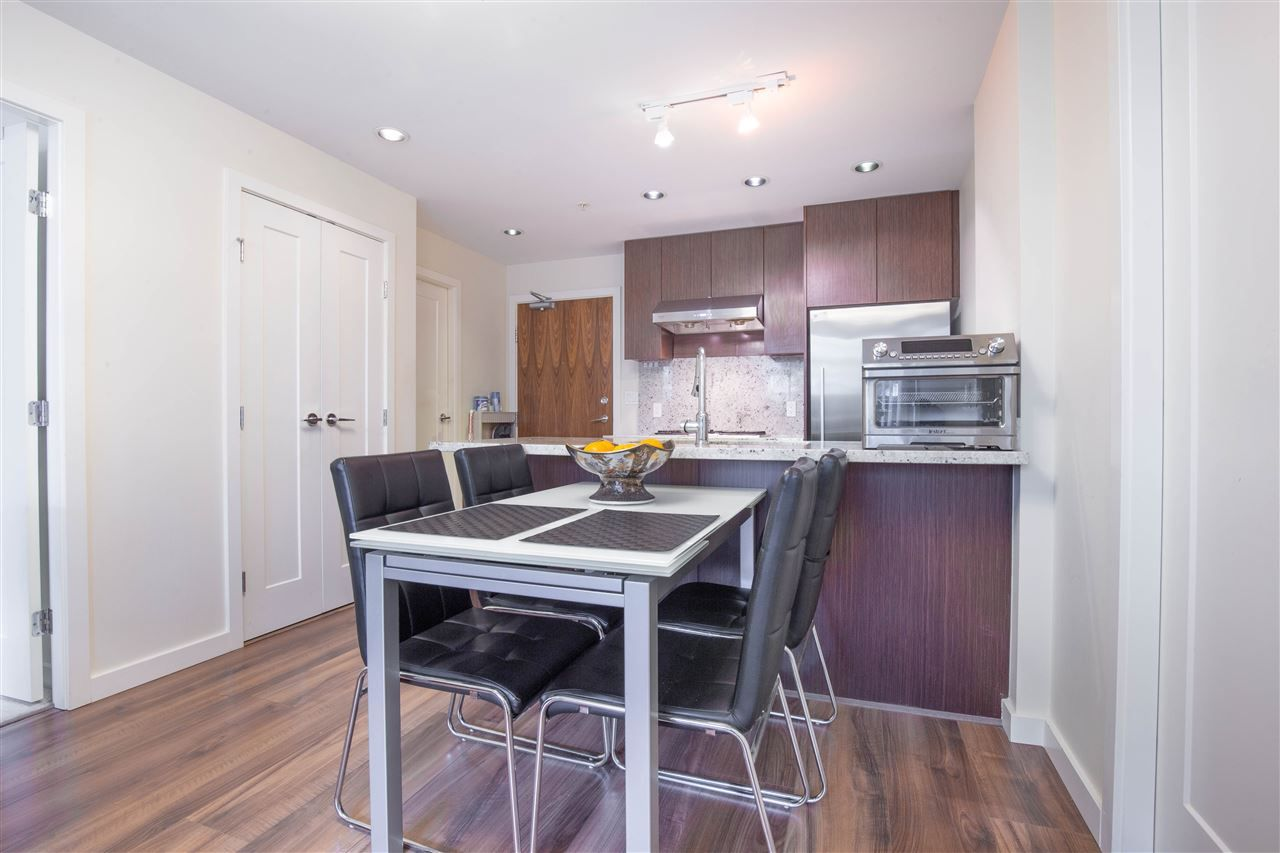 """Main Photo: 515 8633 CAPSTAN Way in Richmond: West Cambie Condo for sale in """"PINNACLE LIVING AT CAPSTAN"""" : MLS®# R2472828"""