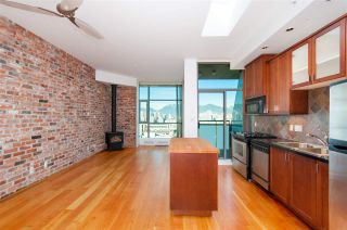 "Photo 1: 413 2515 ONTARIO Street in Vancouver: Mount Pleasant VW Condo for sale in ""Elements"" (Vancouver West)  : MLS®# R2354132"