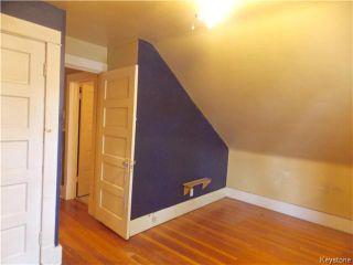 Photo 11: 755 Garwood Avenue in Winnipeg: Crescentwood Residential for sale (1B)  : MLS®# 1713205