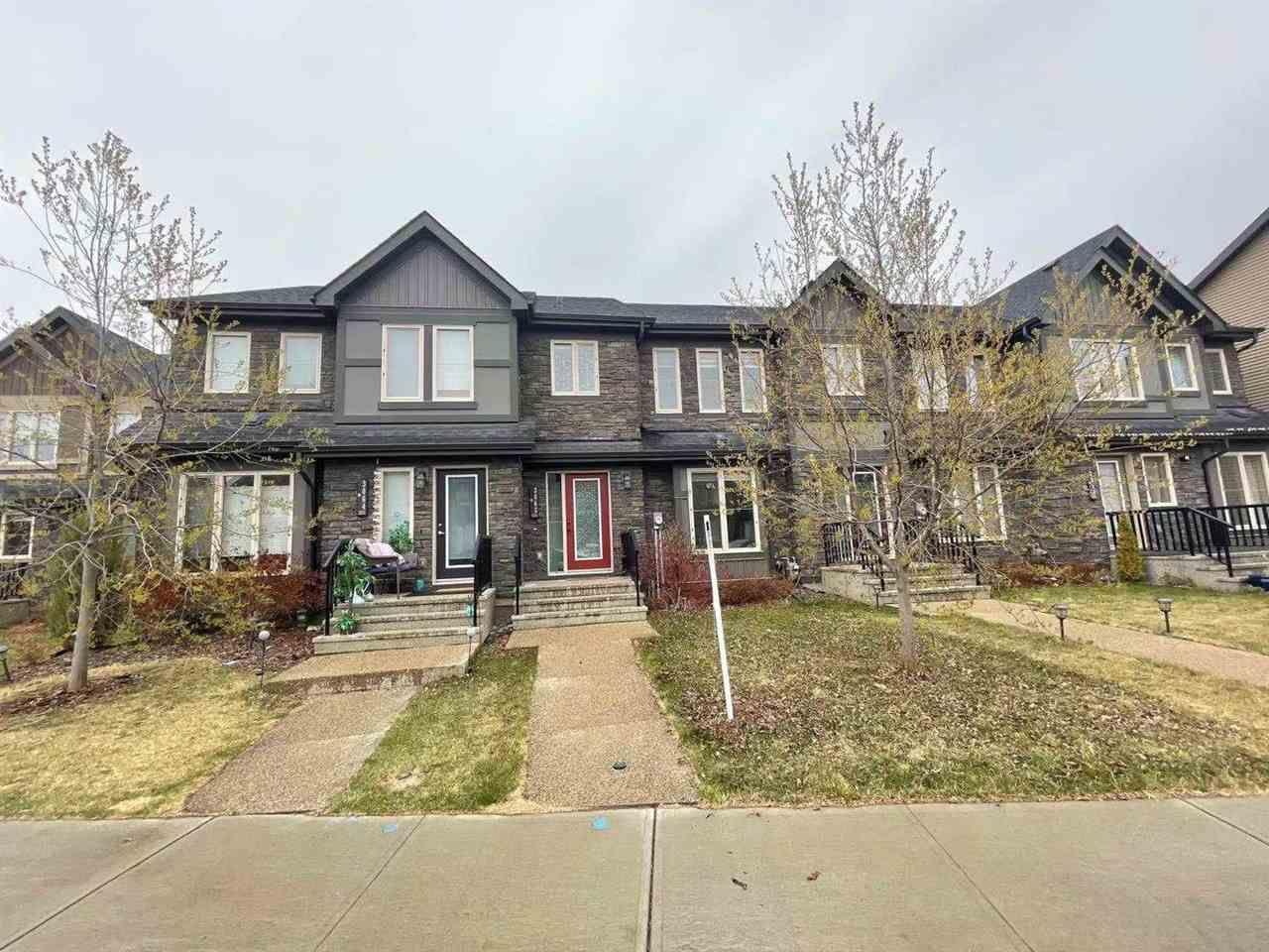 Main Photo: 3062 KESWICK Way in Edmonton: Zone 56 Attached Home for sale : MLS®# E4241922