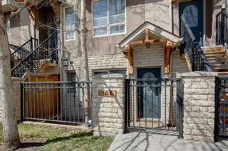 Photo 3: 102 1728 35 Avenue SW in Calgary: Altadore Row/Townhouse for sale : MLS®# A1101740