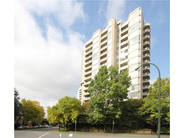 Main Photo: # 705 1045 QUAYSIDE DR in New Westminster: Quay Condo for sale : MLS®# V1108323
