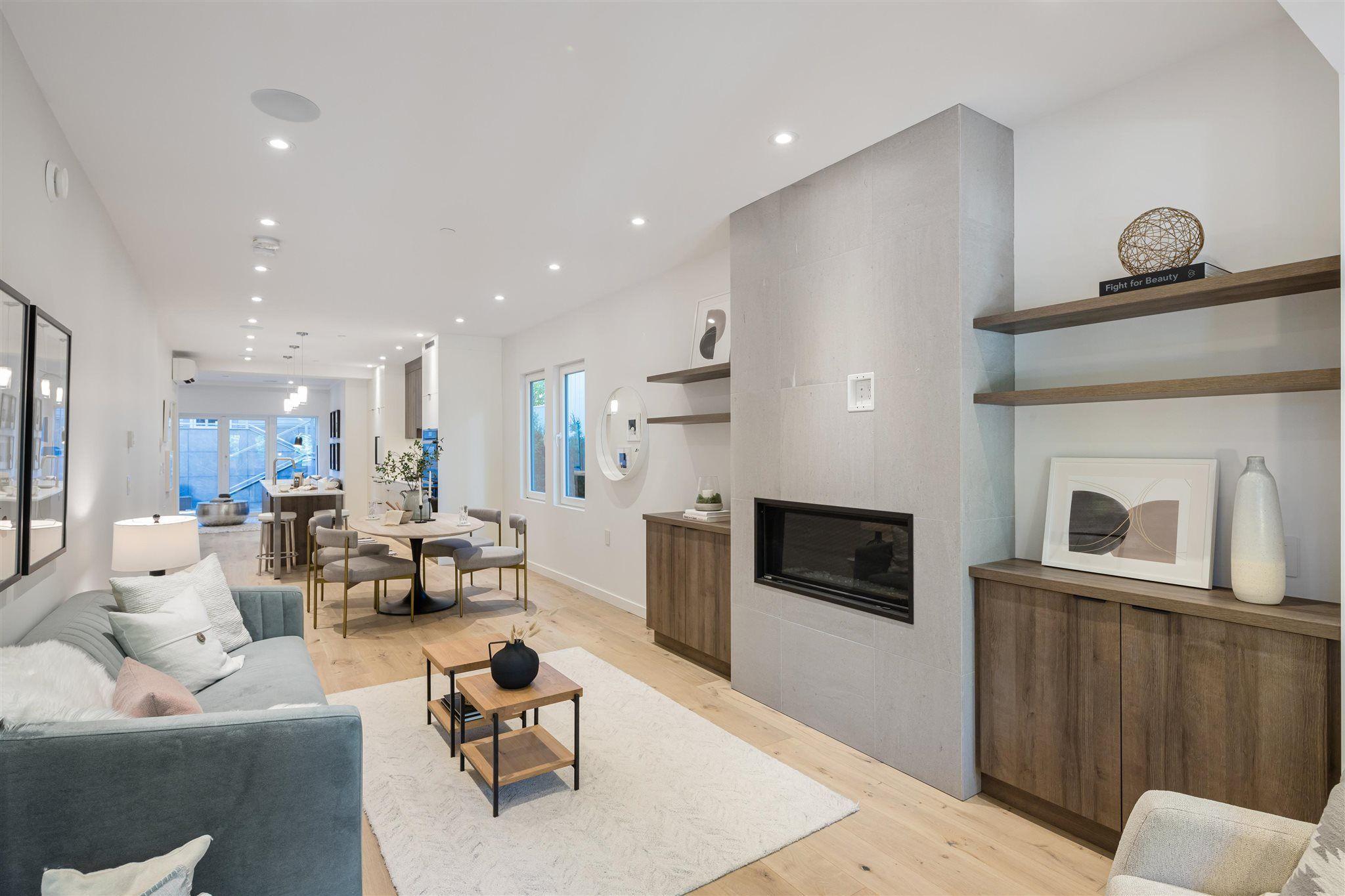 Main Photo: 2146 W 1ST Avenue in Vancouver: Kitsilano 1/2 Duplex for sale (Vancouver West)  : MLS®# R2606015