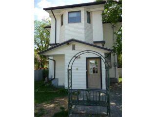 Photo 12:  in WINNIPEG: West End / Wolseley Residential for sale (West Winnipeg)  : MLS®# 1009490