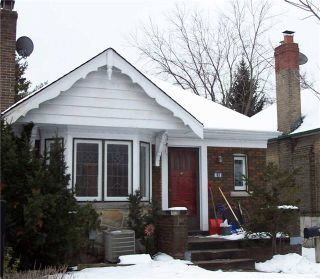 Photo 1: #1 83 Vanderhoof Avenue in Toronto: Leaside House (Bungalow) for lease (Toronto C11)  : MLS®# C3428105