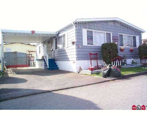 """Main Photo: 51 8254 134 ST in Surrey: Fleetwood Tynehead Manufactured Home for sale in """"Westwood Estates"""" : MLS®# F2617333"""