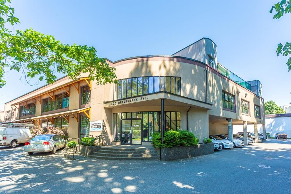 Main Photo: 400 BROOKSBANK Avenue in North Vancouver: Calverhall Industrial for sale : MLS®# C8039716