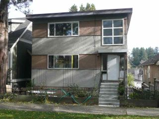 Photo 1: 3044 CLARK DRIVE in Vancouver: Kensington-Cedar Cottage VE Multifamily for sale (Vancouver East)  : MLS®# R2417657