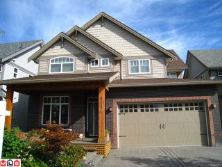 "Photo 1: 8150 211TH ST in Langley: Willoughby Heights House for sale in ""Yorkson"" : MLS®# F1124541"
