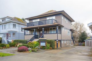 Photo 1: 4 220 Moss St in : Vi Fairfield West Condo for sale (Victoria)  : MLS®# 870279