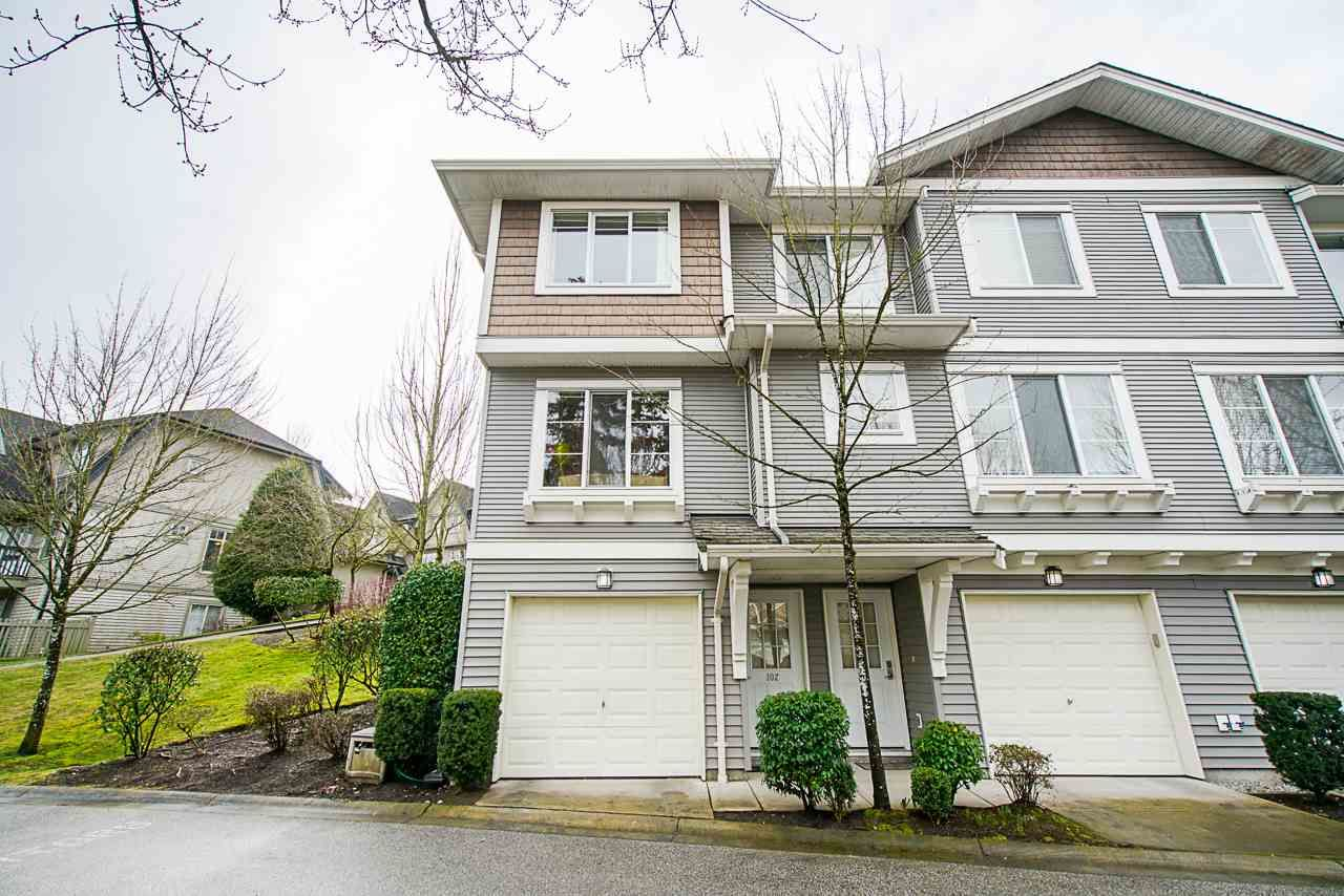 Main Photo: 102 15155 62A AVENUE in Surrey: Sullivan Station Townhouse for sale : MLS®# R2538836