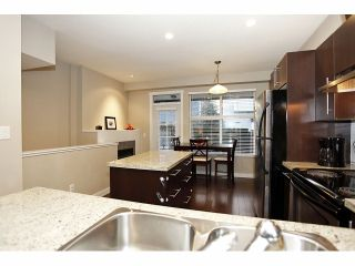 """Photo 8: 11 18199 70 Avenue in Surrey: Cloverdale BC Townhouse for sale in """"AUGUSTA AT PROVINCETON"""" (Cloverdale)  : MLS®# F1326688"""