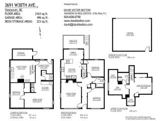 Photo 10: 3691 W 38TH Avenue in Vancouver: Dunbar House for sale (Vancouver West)  : MLS®# V914731
