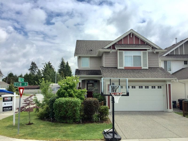 """Main Photo: 8228 211B Street in Langley: Willoughby Heights House for sale in """"CREEKSIDE AT YORKSON"""" : MLS®# R2182725"""