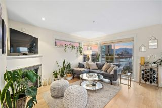 """Photo 3: 401 1586 W 11TH Avenue in Vancouver: Fairview VW Condo for sale in """"Torrey Pines"""" (Vancouver West)  : MLS®# R2561085"""