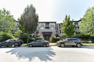 """Photo 1: 314 2478 WELCHER Avenue in Port Coquitlam: Central Pt Coquitlam Condo for sale in """"Harmony"""" : MLS®# R2400958"""
