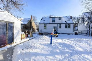 Photo 29: 125 Ashland Avenue in Winnipeg: Riverview Residential for sale (1A)  : MLS®# 202102612