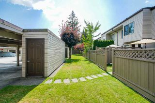 "Photo 30: 3340 VINCENT Street in Port Coquitlam: Glenwood PQ Townhouse for sale in ""Burkview"" : MLS®# R2488086"