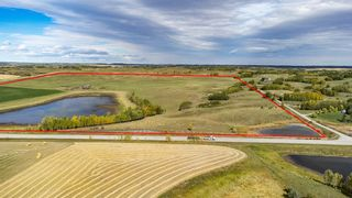 Photo 2: 270070 Lochend Road in Rural Rocky View County: Rural Rocky View MD Residential Land for sale : MLS®# A1148467