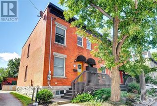 Photo 1: 254 PERCY STREET in Ottawa: House for sale : MLS®# 1260315