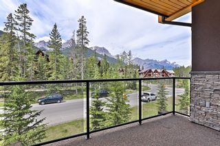 Photo 4: 103 101G Stewart Creek Rise: Canmore Row/Townhouse for sale : MLS®# A1122125