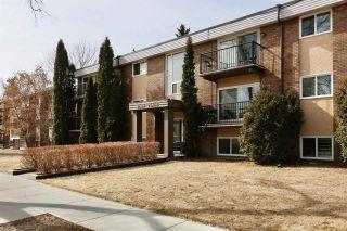 Photo 1: 301 11916 104 Street NW in Edmonton: Zone 08 Condo for sale : MLS®# E4236515
