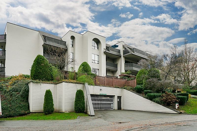 "Main Photo: 222 1945 WOODWAY Place in Burnaby: Brentwood Park Condo for sale in ""Hillside Terrace"" (Burnaby North)  : MLS®# R2250674"