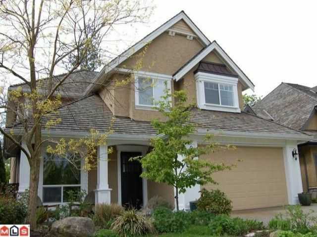 """Main Photo: 3873 154TH Street in Surrey: Morgan Creek House for sale in """"IRONWOOD"""" (South Surrey White Rock)  : MLS®# F1112914"""