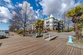"Photo 21: 211 12 K DE K Court in New Westminster: Quay Condo for sale in ""Dockside"" : MLS®# R2564551"