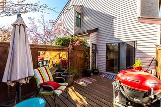 """Photo 4: 21 230 W 14TH Street in North Vancouver: Central Lonsdale Townhouse for sale in """"CUSTER PLACE"""" : MLS®# R2159000"""