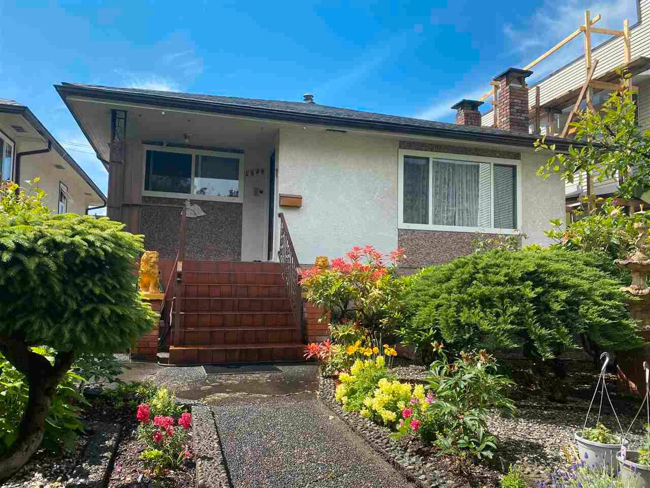 Main Photo: 2630 FRANKLIN Street in Vancouver: Hastings Sunrise House for sale (Vancouver East)  : MLS®# R2592482