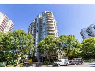 Photo 1: 501 1135 QUAYSIDE DRIVE in New Westminster: Quay Condo for sale : MLS®# R2101309