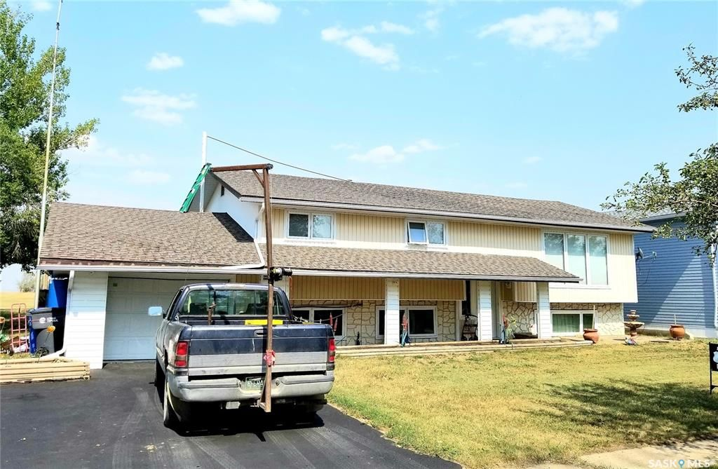 Main Photo: 112 7th Avenue West in Central Butte: Residential for sale : MLS®# SK865203