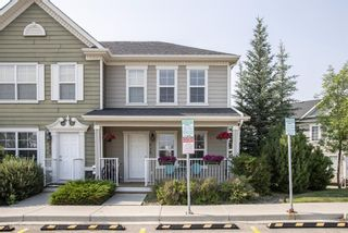 Photo 2: 216 Cascades Pass: Chestermere Row/Townhouse for sale : MLS®# A1133631