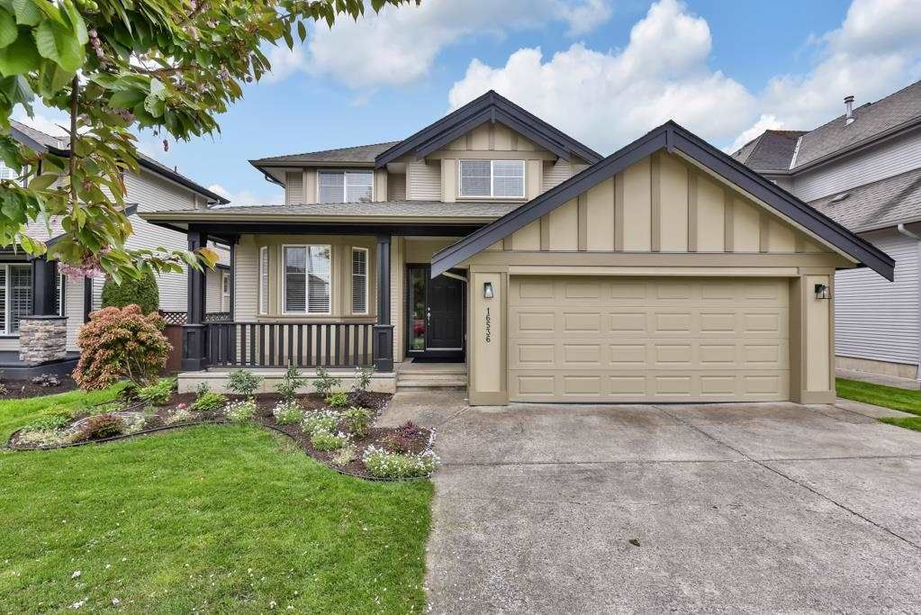 Main Photo: 16536 63 Avenue in Surrey: Cloverdale BC House for sale (Cloverdale)  : MLS®# R2579432