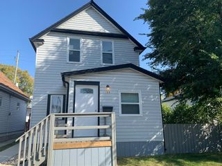 Photo 1: 359 Martin Avenue West in Winnipeg: Elmwood Residential for sale (3A)  : MLS®# 202024426