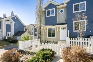 Photo 1: 75 8304 11 Avenue in Edmonton: Zone 53 Townhouse for sale : MLS®# E4241990